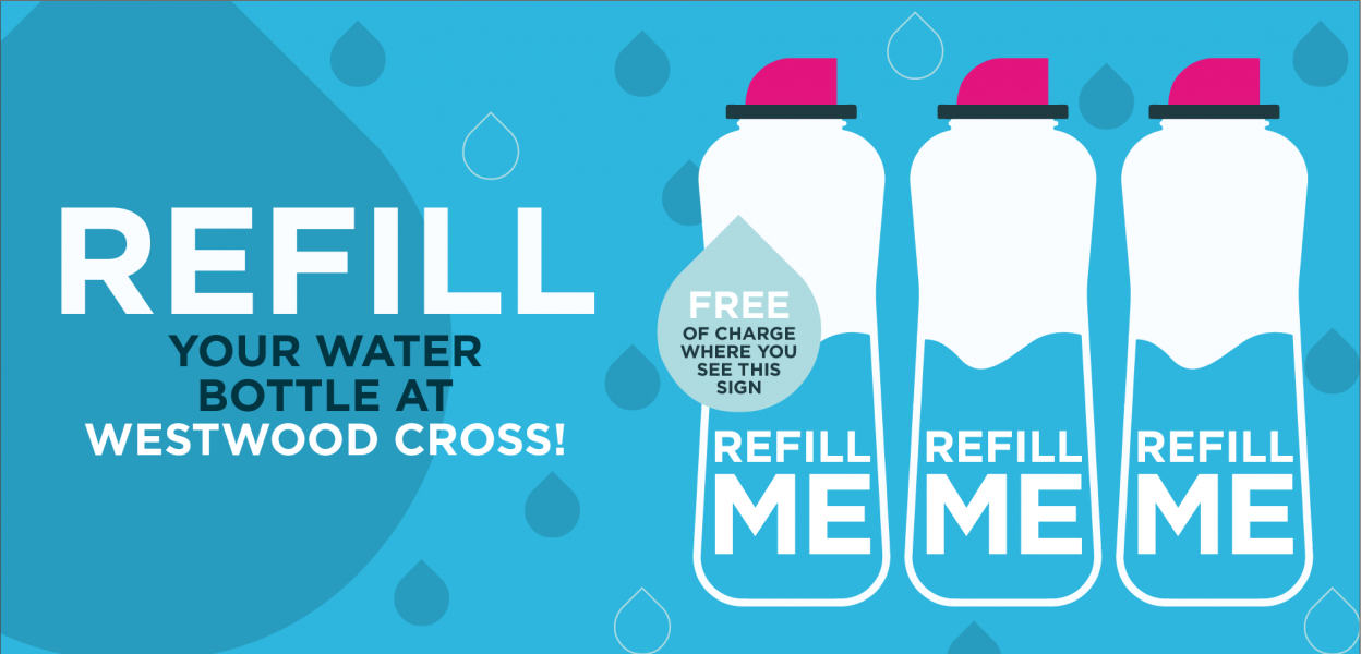 Refill Me homepage banner