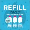 Refill Me Westwood Cross scheme