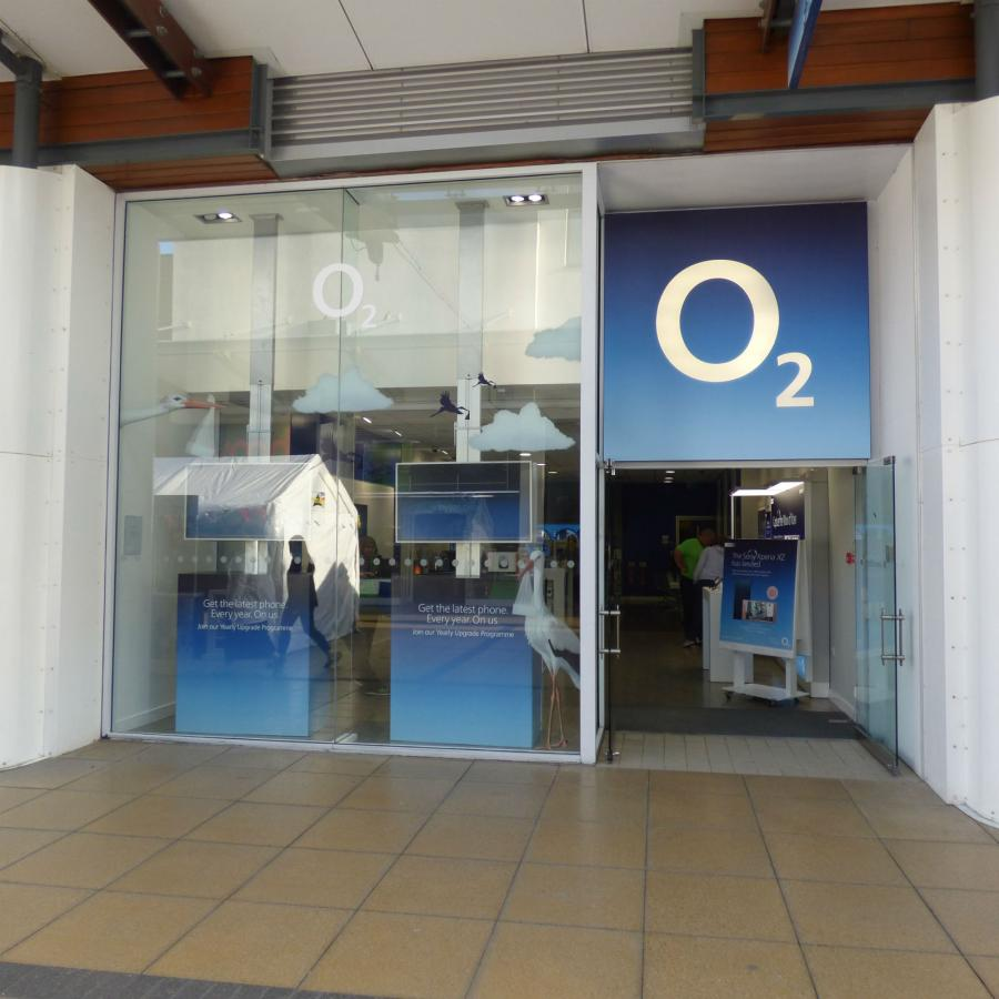 O2 Westwood Cross Broadstairs Kent