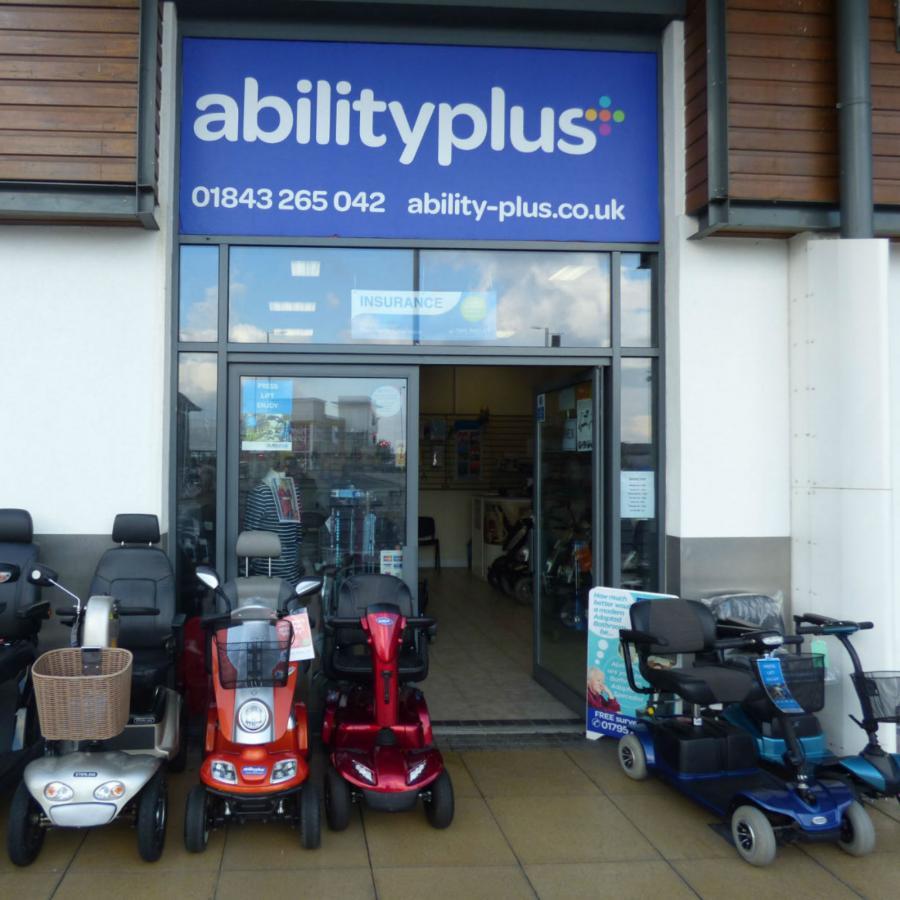 Ability Plus Westwood Cross Broadstairs Kent