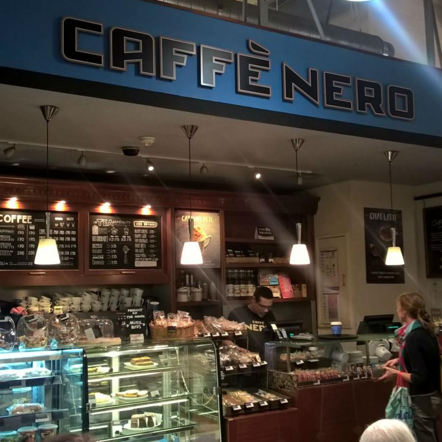 Caffe Nero Westwood Cross Broadstairs Kent