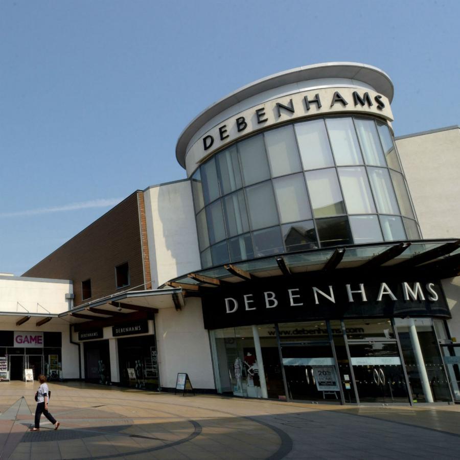 Debenhams Westwood Cross Broadstairs Kent