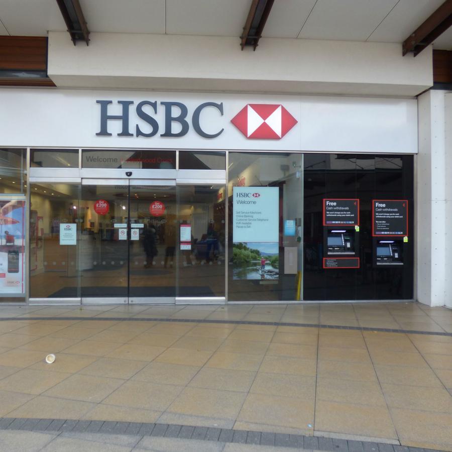 HSBC Westwood Cross Broadstairs Kent
