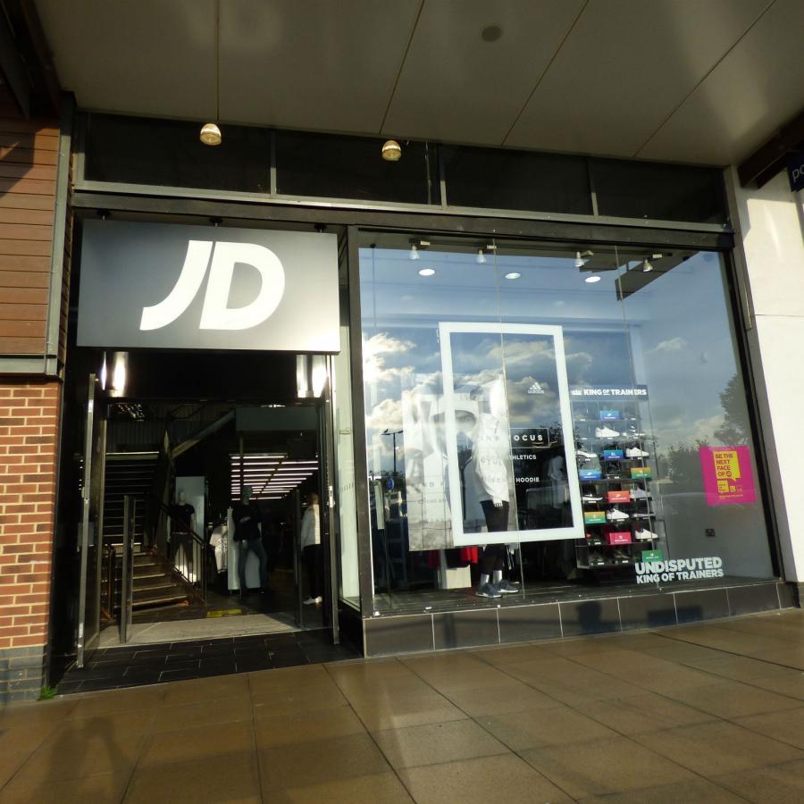 JD Sport Westwood Cross Broadstairs Kent