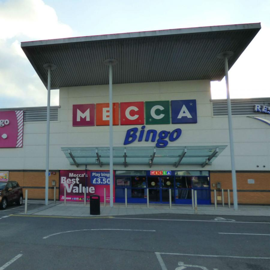 Mecca Bingo Westwood Cross Broadstairs Kent