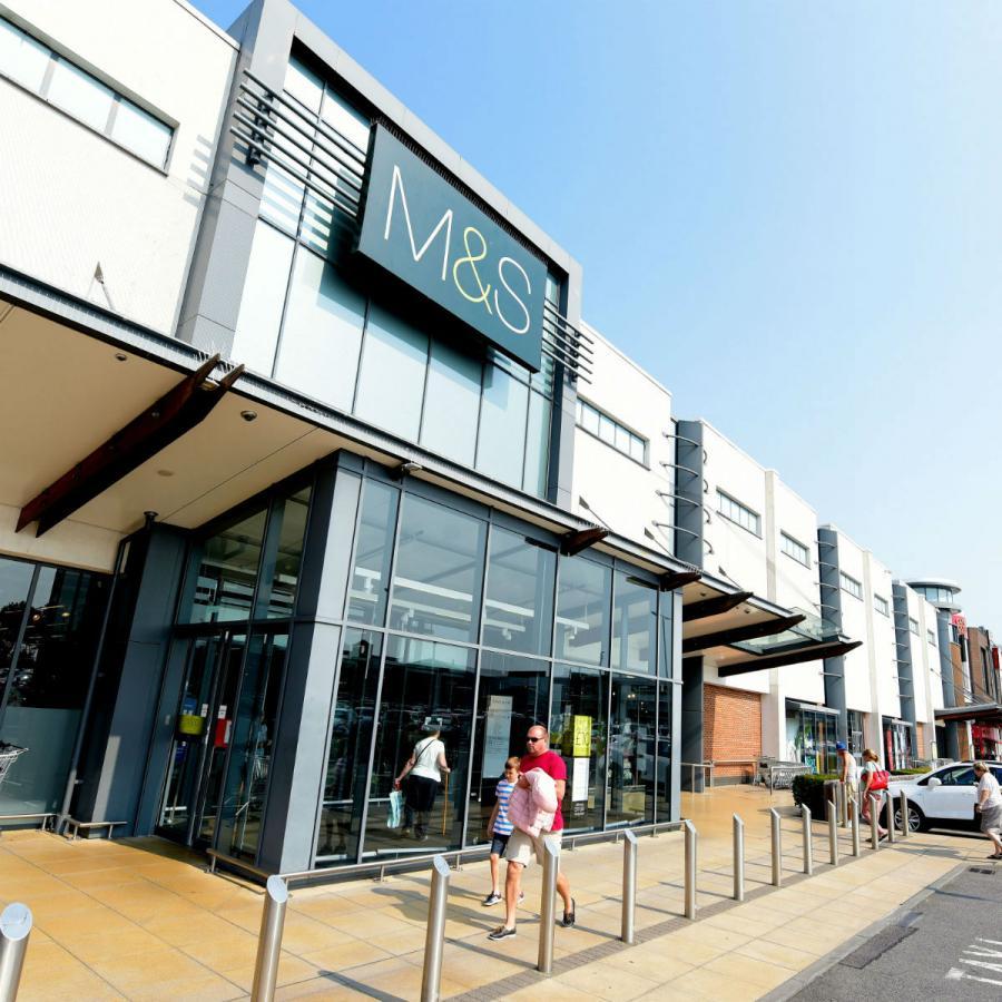 M&S Westwood Cross Broadstairs Kent