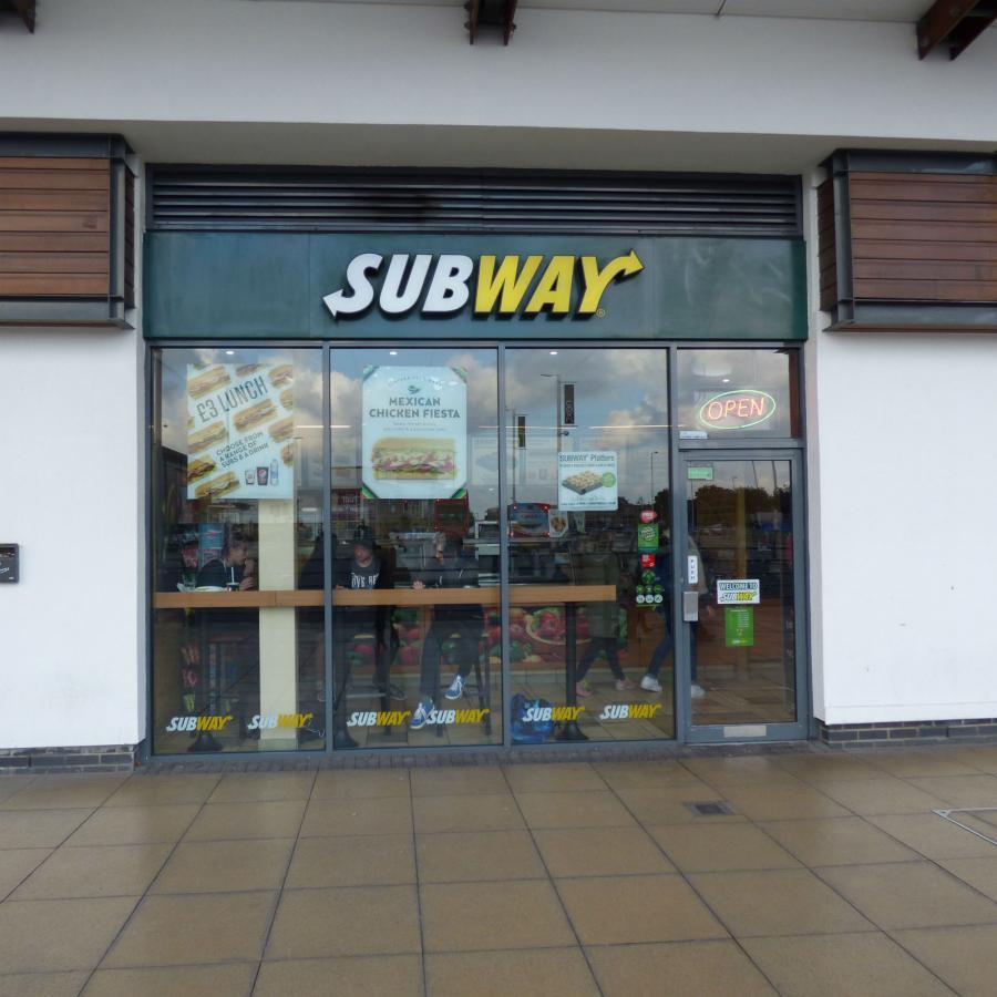 Subway Westwood Cross Broadstairs Kent
