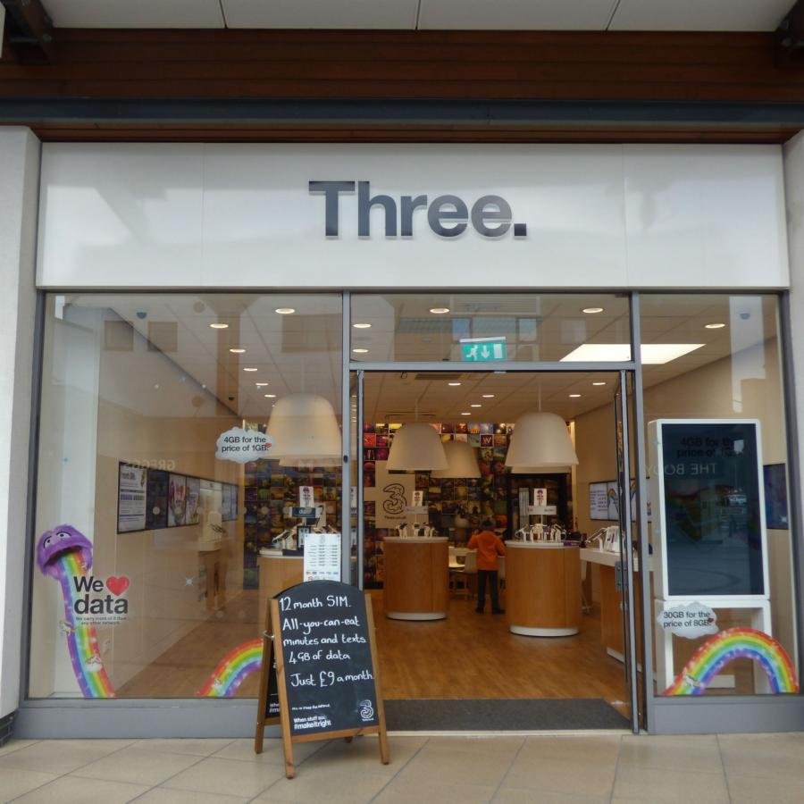Three store Westwood Cross Broadstairs Kent