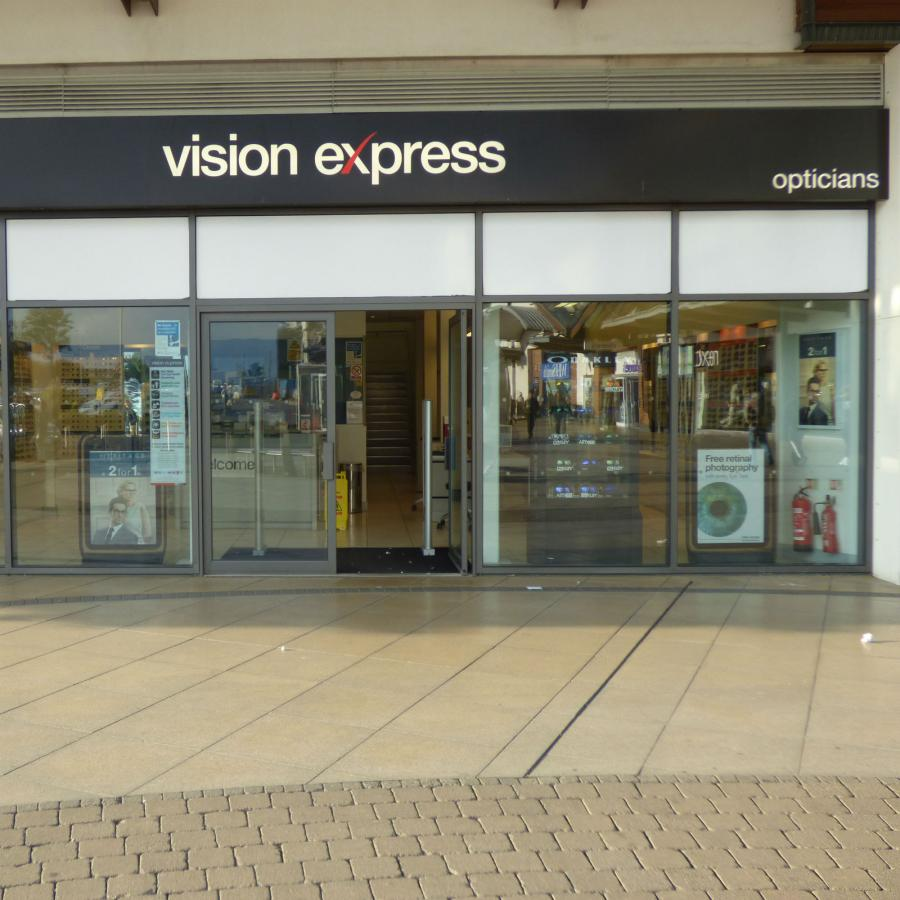 Vision Express Westwood Cross Broadstairs Kent