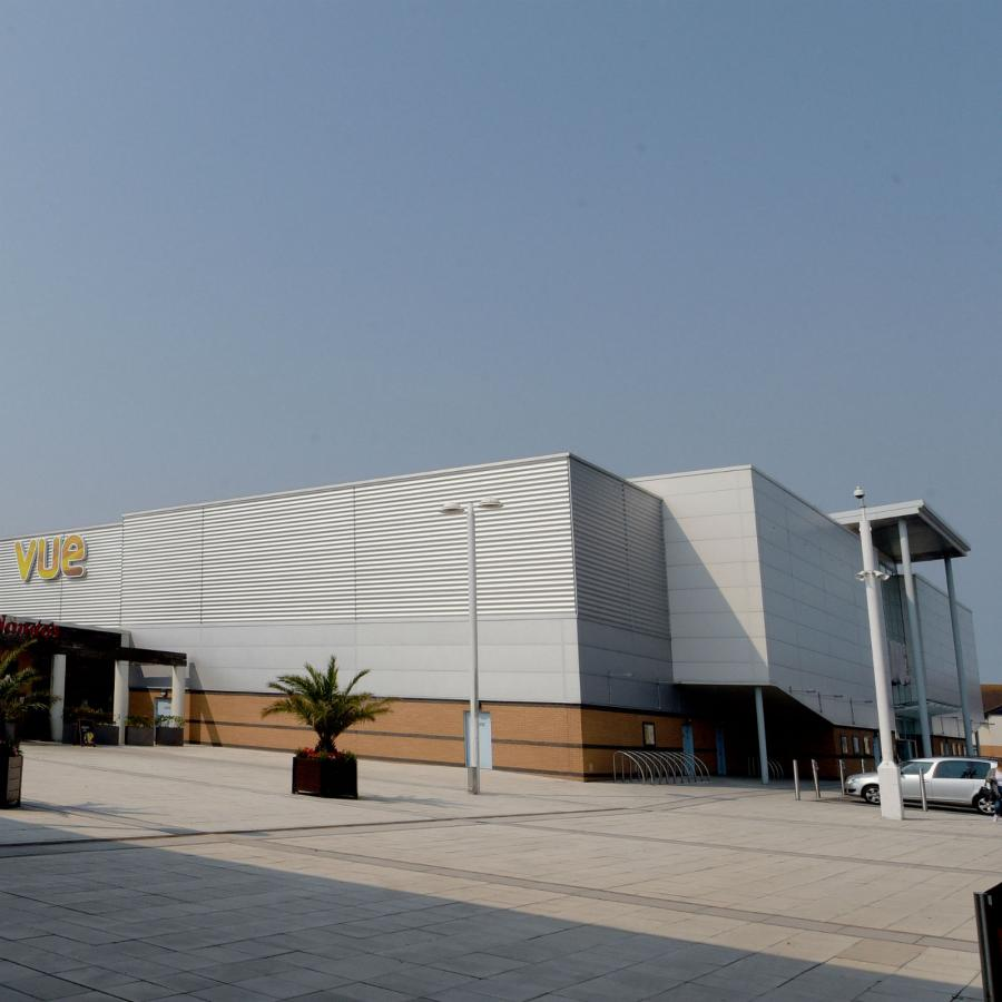 Vue Cinema Westwood Cross Broadstairs Kent