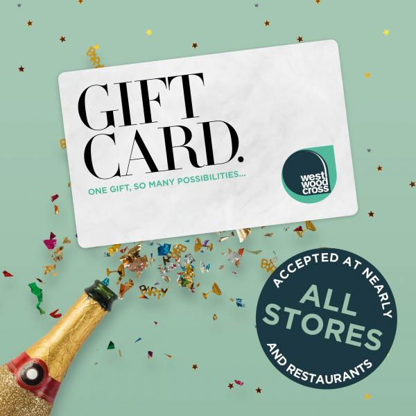 Gift Card | Westwood Cross Shopping Centre
