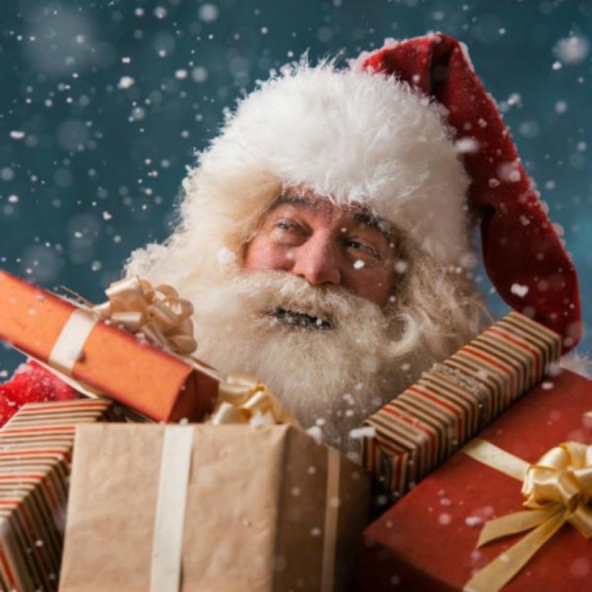 Santa at Westwood Cross Kent Thanet Grotto