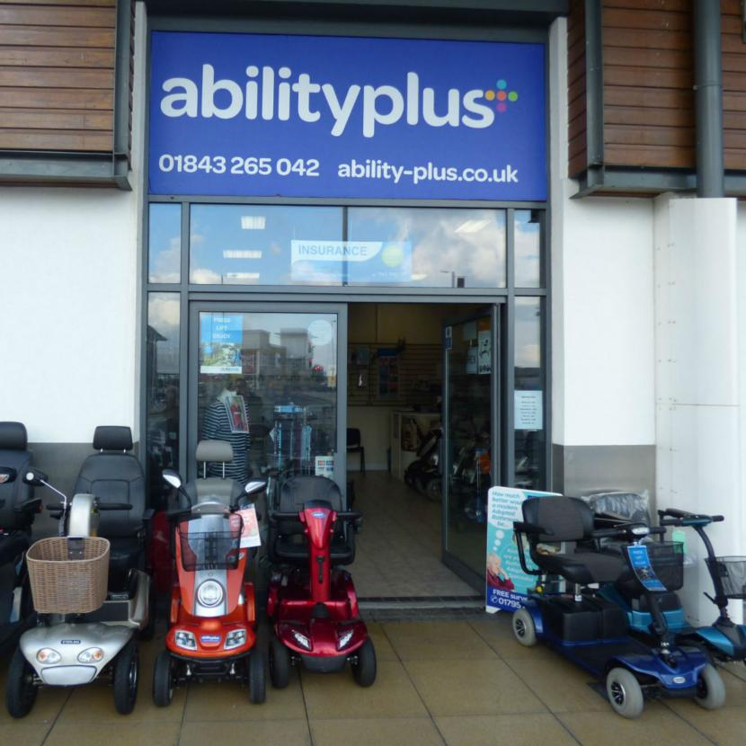 Ability Plus Westwood Cross Broadstairs Kent