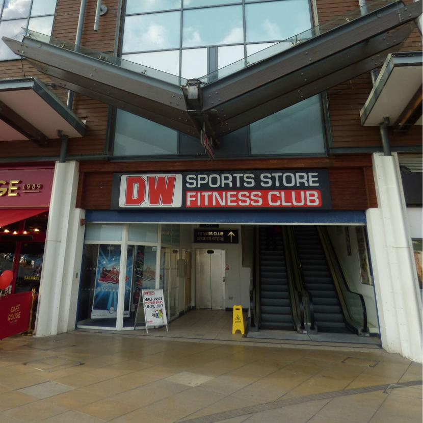 dw fitness club westwood cross shopping centre. Black Bedroom Furniture Sets. Home Design Ideas