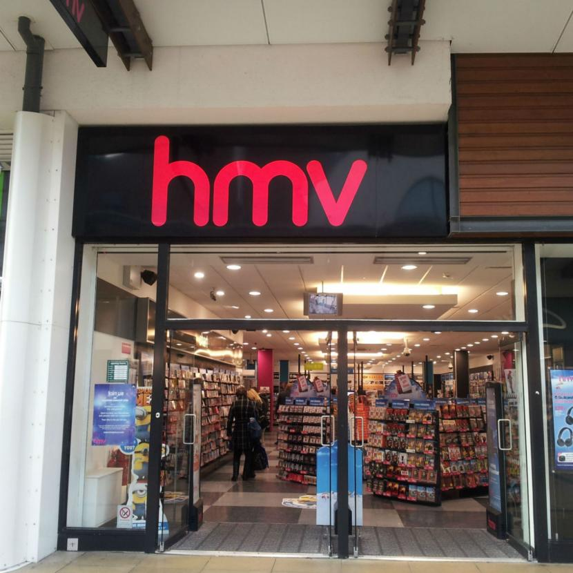 HMV Westwood Cross Broadstairs Kent