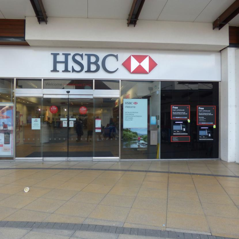 HSBC Westwood Cross Broadstairs Kent