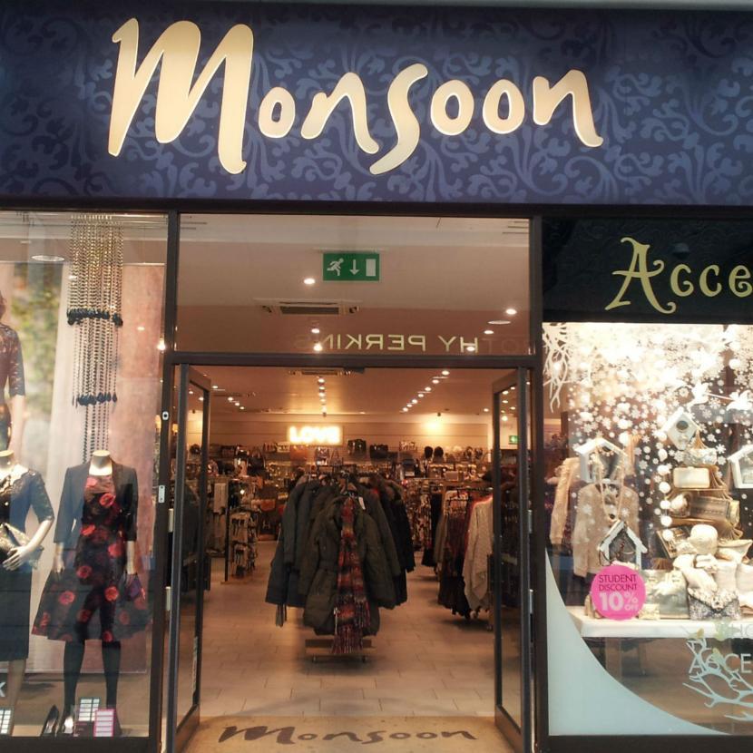 monsoon accessorize westwood cross shopping centre. Black Bedroom Furniture Sets. Home Design Ideas