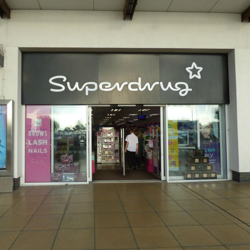 superdrug westwood cross shopping centre. Black Bedroom Furniture Sets. Home Design Ideas