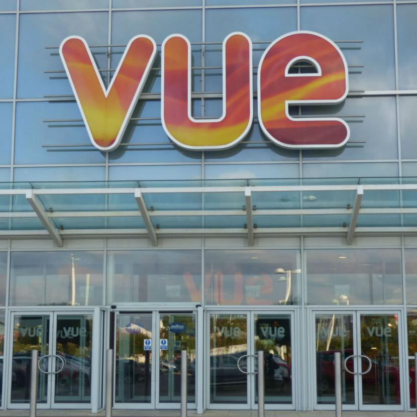 vue cinema westwood cross shopping centre. Black Bedroom Furniture Sets. Home Design Ideas