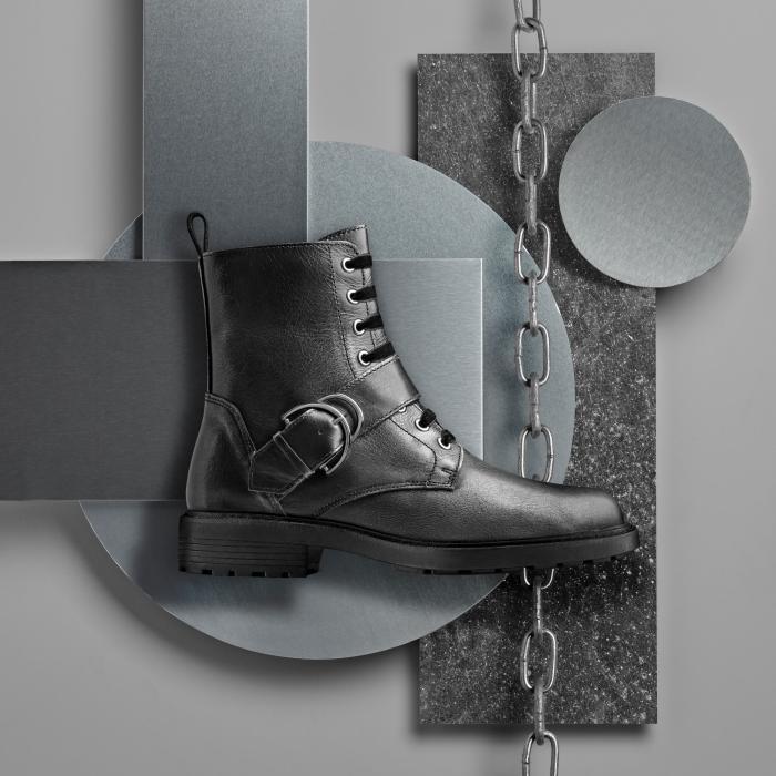 Orinoco boots Clarks
