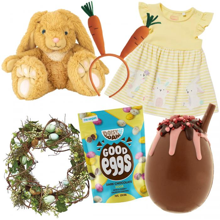 Easter gifts at Westwood Cross