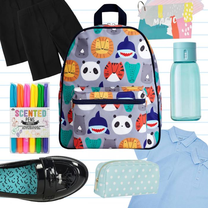 Back to school shopping inspiration