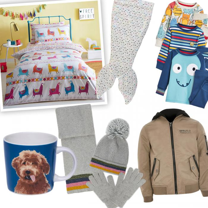 Snuggly essentials for kids