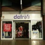 Claires Westwood Cross Broadstairs Kent