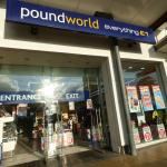 Poundworld Westwood Cross Broadstairs Kent