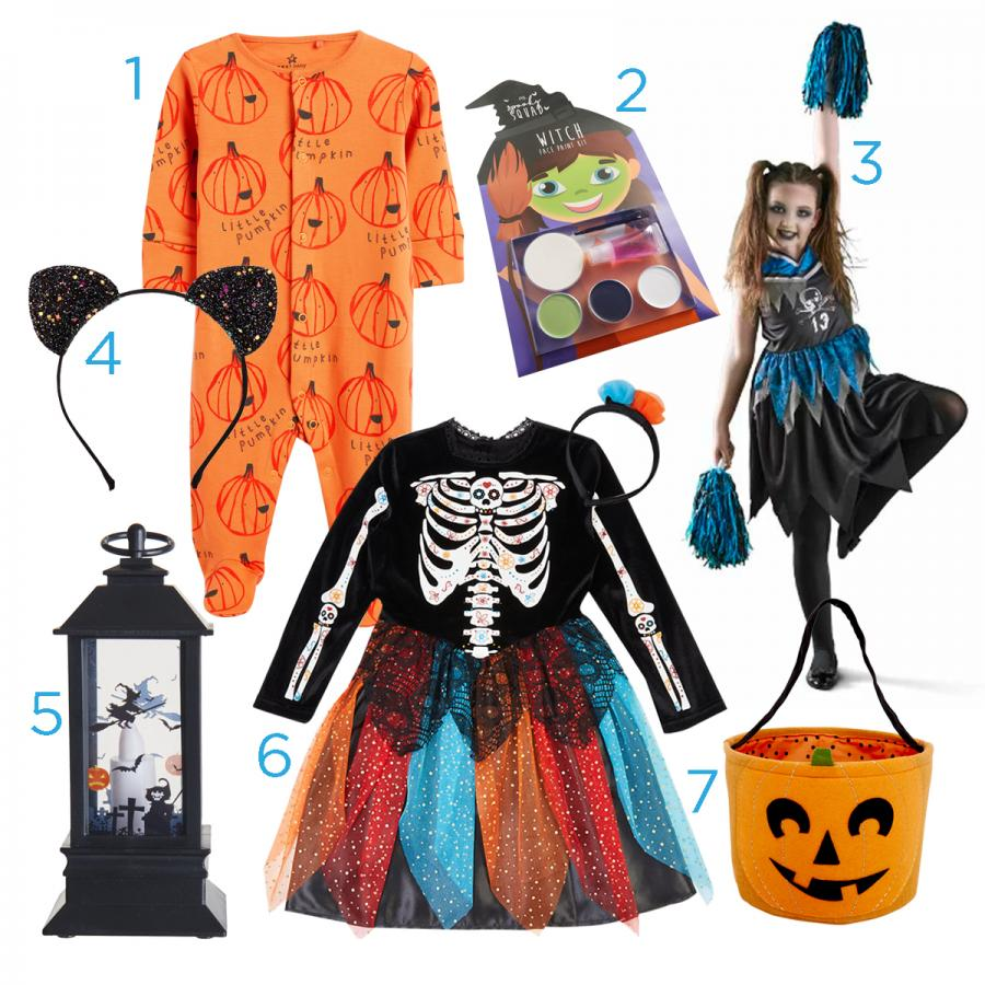 Westwood Cross Halloween costumes