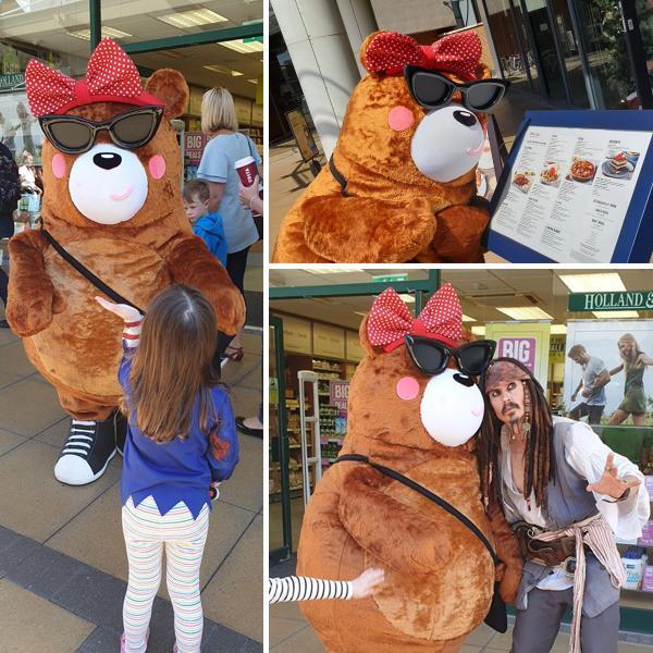 Little Bear Bella at Westwood Cross