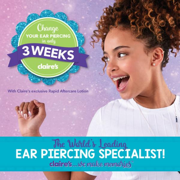 ear piecring Kent Thanet