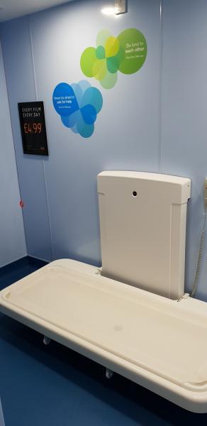 Westwood cross toilets