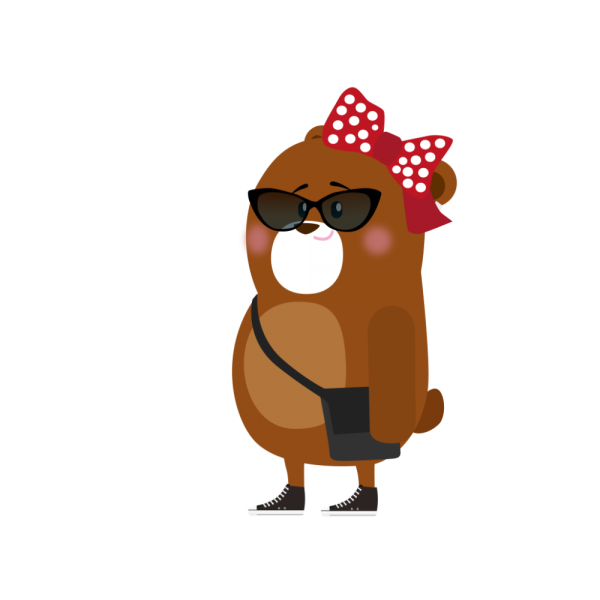 Fashion Bear