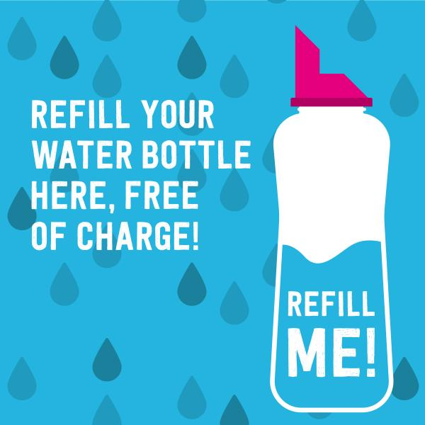 Refill Me at Westwood Cross