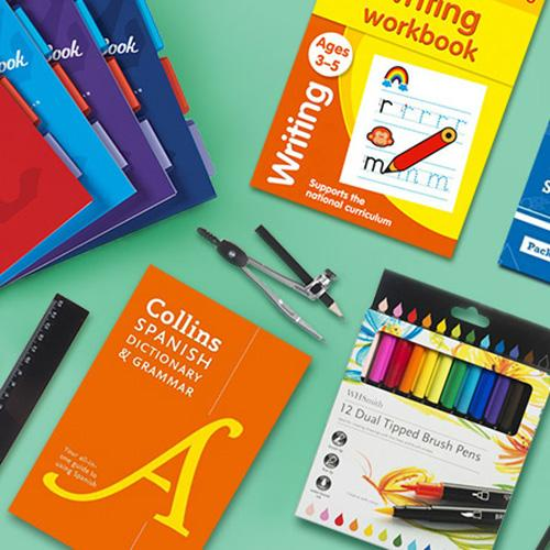 WH Smith back to school