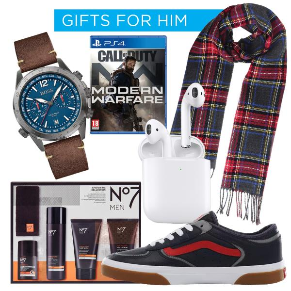 Christmas gifts for men Thanet