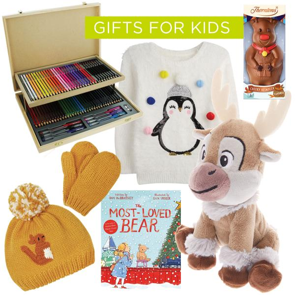 Christmas gifts for kids Thanet