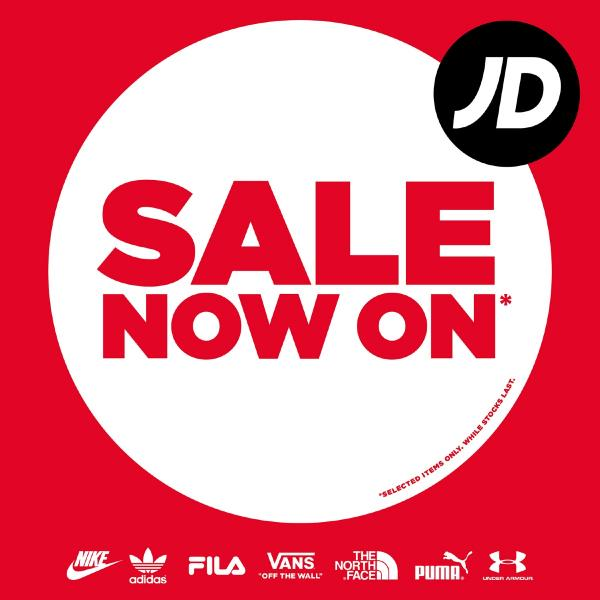 Save on head-to-toe style in the JD Sports summer sale